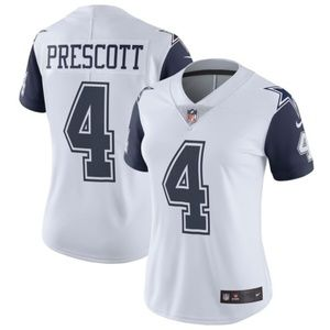 Women's Dallas Cowboys Dak Prescott Jersey